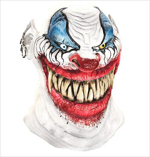 Scariest Clown Mask 2018
