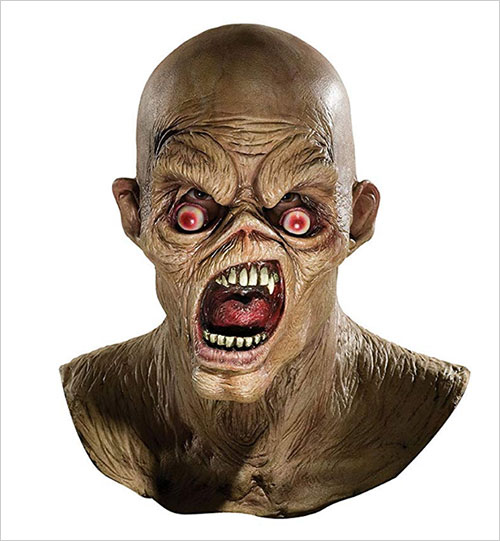 Scary Zombie Halloween 2018 Mask