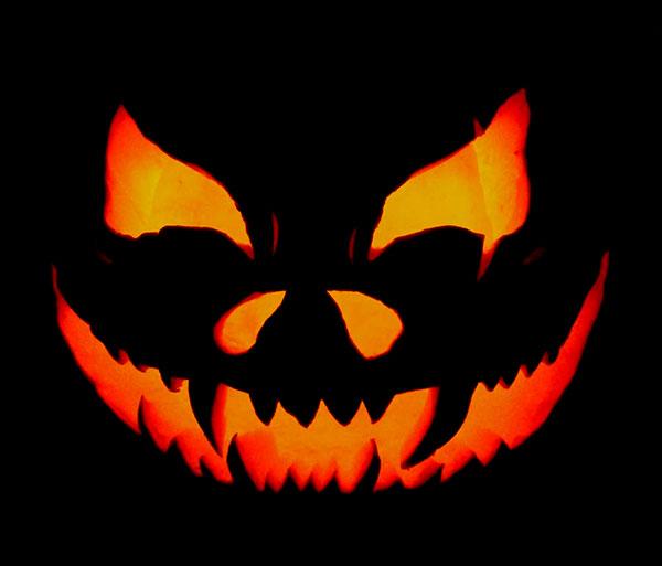 600+ Scary Halloween Pumpkin Carving Face Ideas \u0026 Designs