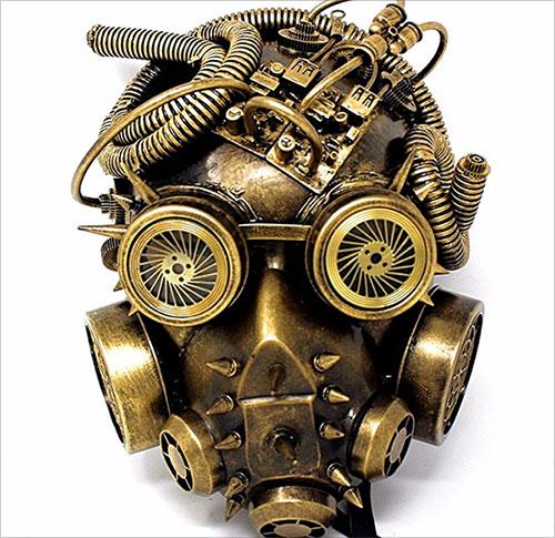 Steampunk-Professional-Halloween-Full-Head-Gas-Mask
