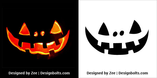 Spooky-Halloween-Pumpkin-Carving-Templates-For-Kids-2018