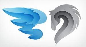 Ombre-Logo-Design-Ideas-A-New-Logo-Design-Trend-for-2018