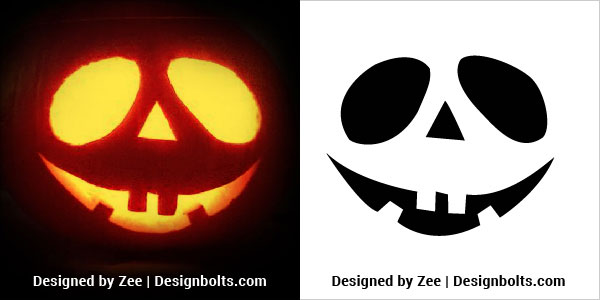 9-Simple-Pumpkin-Carving-templates-for-Kids-2018-(2)