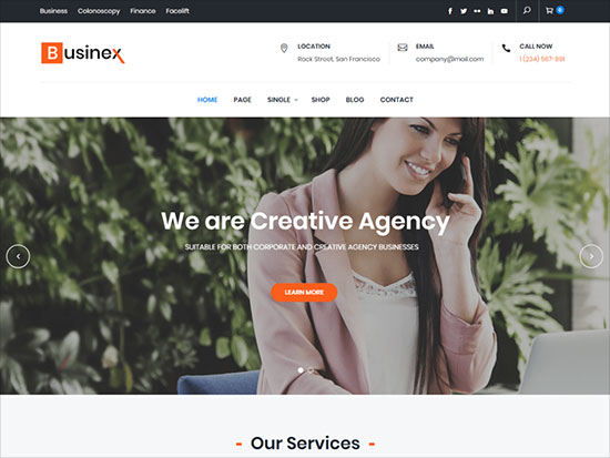 Businex-responsive-theme-for-corporate-and-creative-businesses-2019