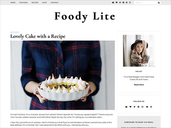 FoodyLite--the-perfect-theme-for-your-food-project