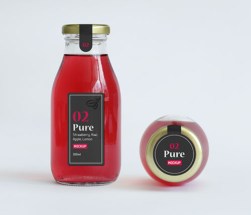 Juice-Bottle-Packaging-MockUp