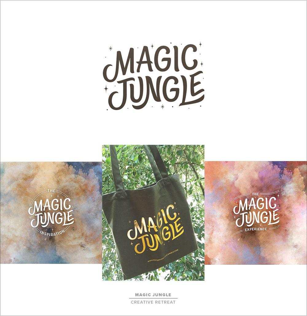 Magic-Jungle-Lettering-Logotype