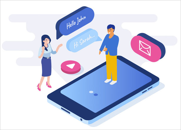 Messaging-Image