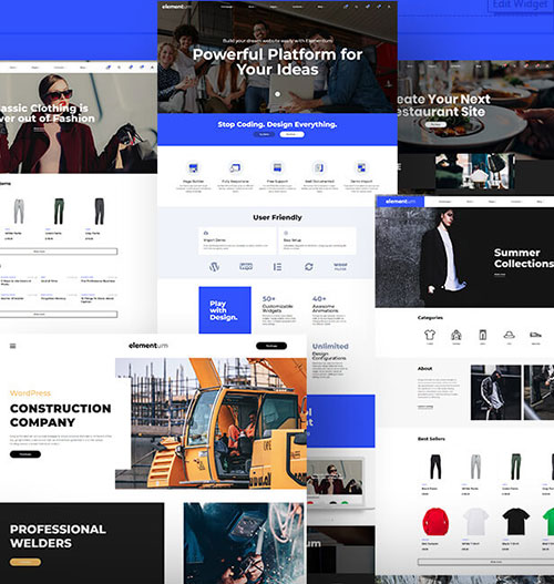MultiPurpose-High-Perfomance-WP-Theme