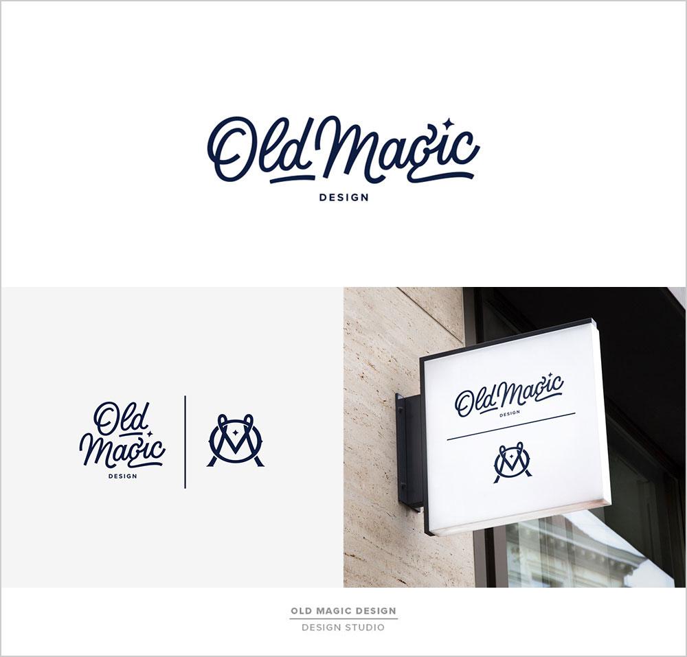 Old-Magic-Design-Agency-Logotype