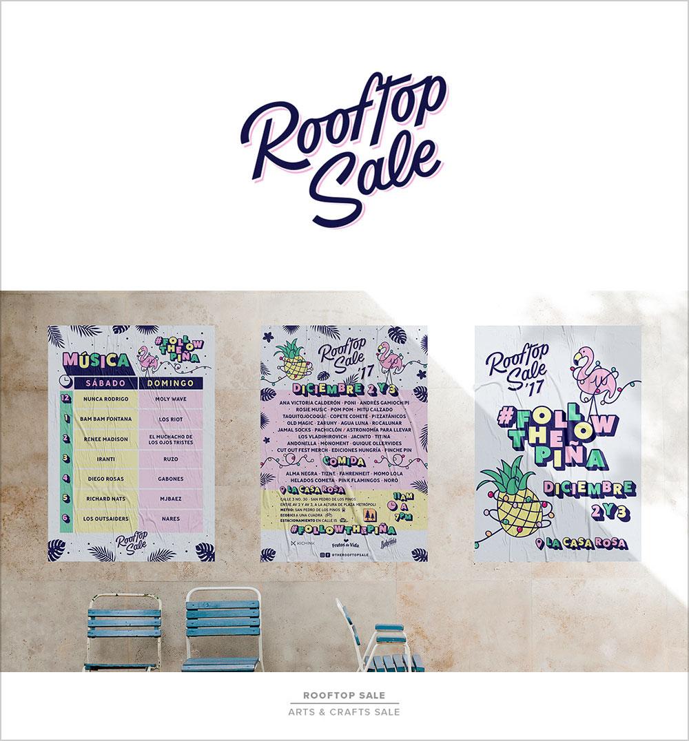 Rooftop-Sale-Logotype