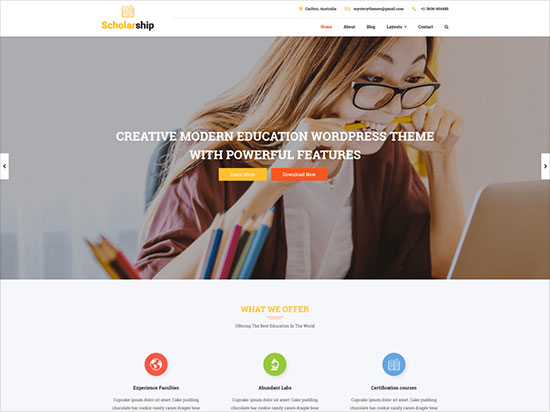 Scholarship-Lite-Best-Free-WordPress-Education-Theme-designed-for-university,-college,-school