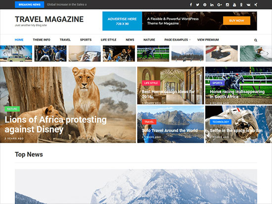 Travel-Magazine-child-theme-of-Numinous-WordPress-Magazine-theme-2019
