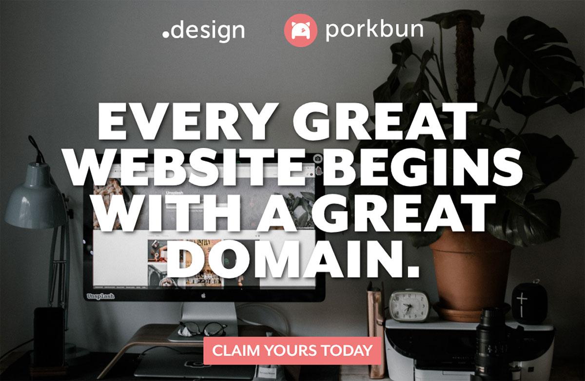 design domain registration