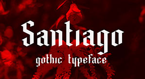 10 Modern Free Parallel Pen Blackletter Fonts for Typographers
