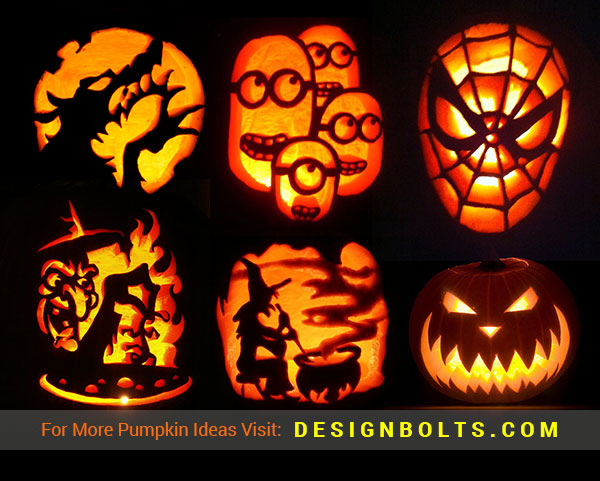 30+-Best-Cool,-Creative-&-Scary-Halloween-Pumpkin-Carving-Ideas