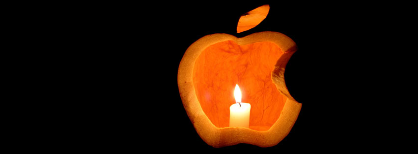 Apple-Logo-Halloween-Pumpkin-Carving-ٖFb-Cover