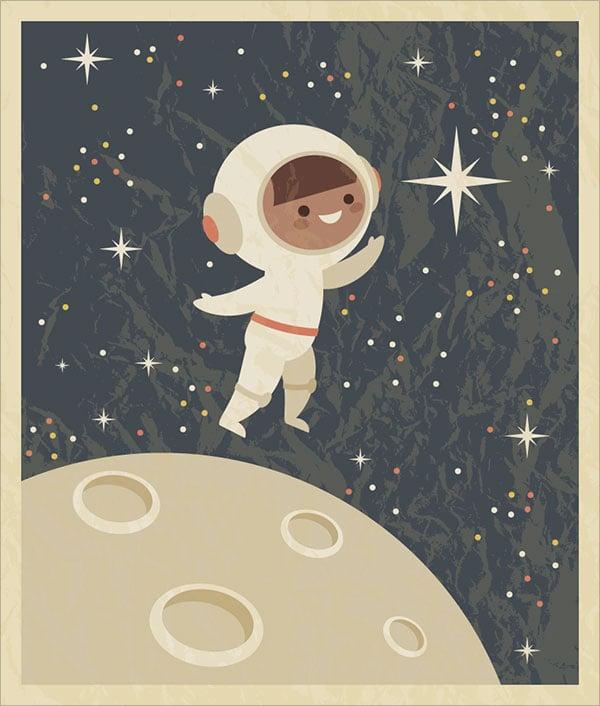 Astronaut-Child-in-Adobe-Illustrator