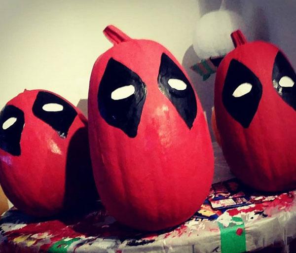 35 Amazing Painted Decorative Pumpkin Art Ideas For Halloween 2018