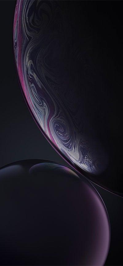 Gray-iPhone-XR-Wallpaper-HD-2X