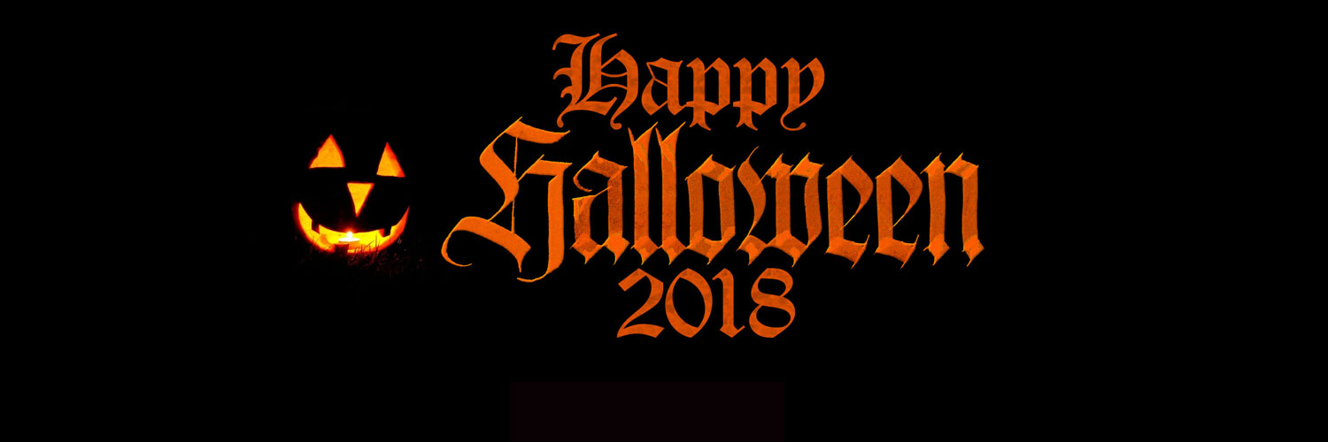 Happy-Halloween-Twitter Plus Header Banner Cover Photo Image 2018