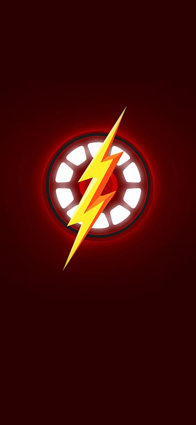 Iron_Man_the_flash_iPhone-Xs-Wallpaper