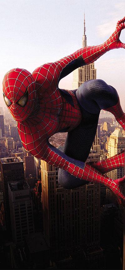 SPIDER_MAN_superhero_marvel_-iPhone-XR-Wallpaper