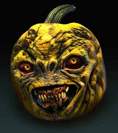 Scariest Hallowee Pumpkin 2018