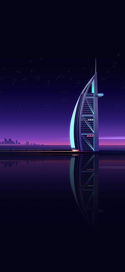 burj_al_arab_iPhone-Xs-Wallpaper