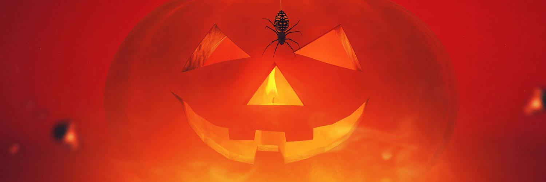 happy_halloween-Pumpkin-Twitter Google Plus Header Banner Cover Photo Image 2018