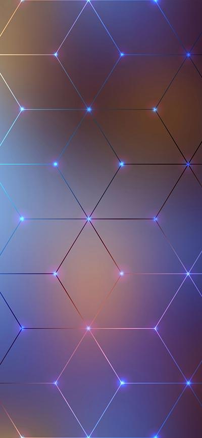 magnetic_spectrum_iPhone-Xs-Wallpaper
