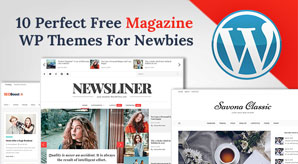 10-Free-Perfect-Blog-Magazine-Wordpress-Themes-For-Newbies-2