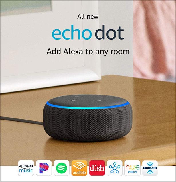 All-new-Echo-Dot-(3rd-Gen)---Smart-speaker-with-Alexa