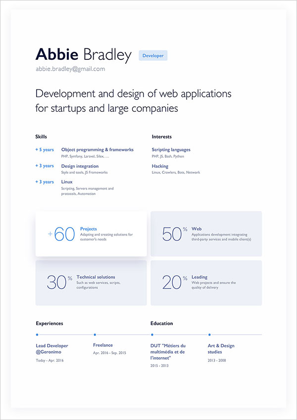 Free-Sketch-PSD-Resume-Template-for-Web-Software-Developer-3