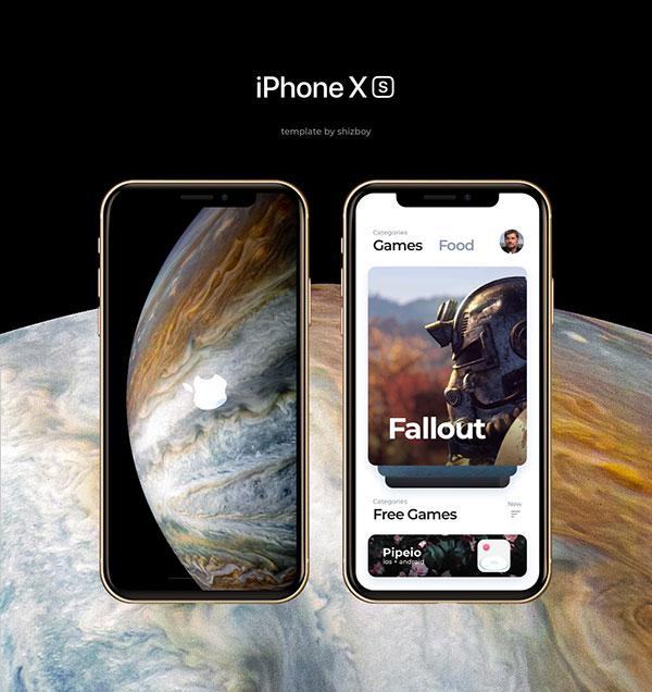Free-Sketch-iPhone-XS-Mockup
