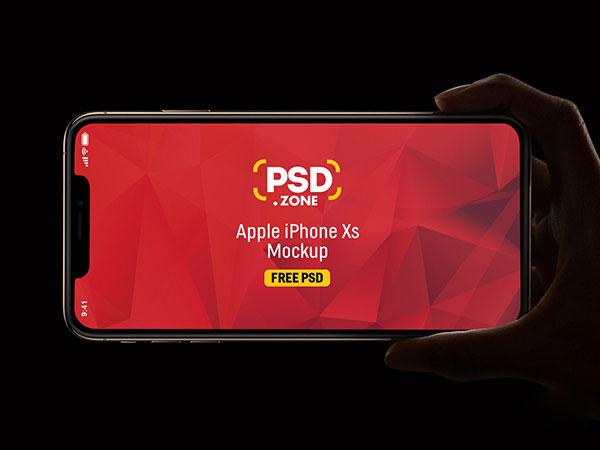 Free-iPhone-Xs-Hand-Mockup-PSD