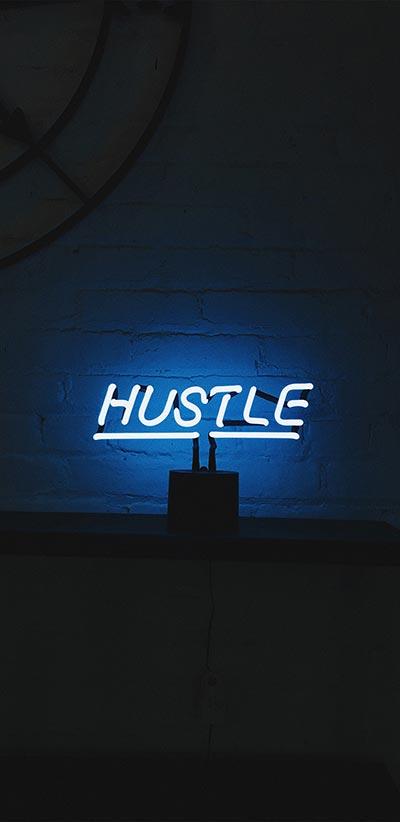 Hustle-Typgraphy-Google-2-XL-&-3-XL-Wallpaper