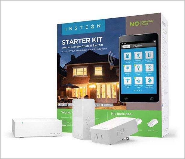 Insteon-Smart-Lamp-+-Hub-Starter-Kit