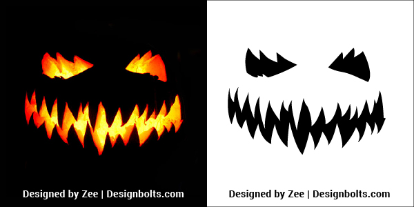 Jack-O-Lantern-Pumpkin-Carving-Stencils-Patterns-Ideas-2018