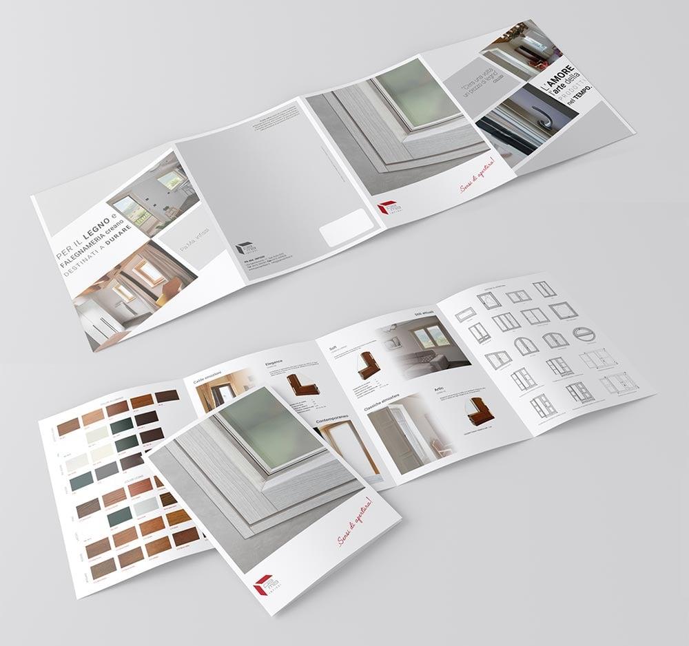 Furniture Brochure: 20 Modern Brochure Design Ideas & Template Examples For