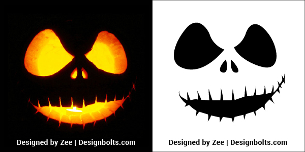 Scary-Halloween-Pumpkin-Carving-Stencils-Patterns-Ideas-2018