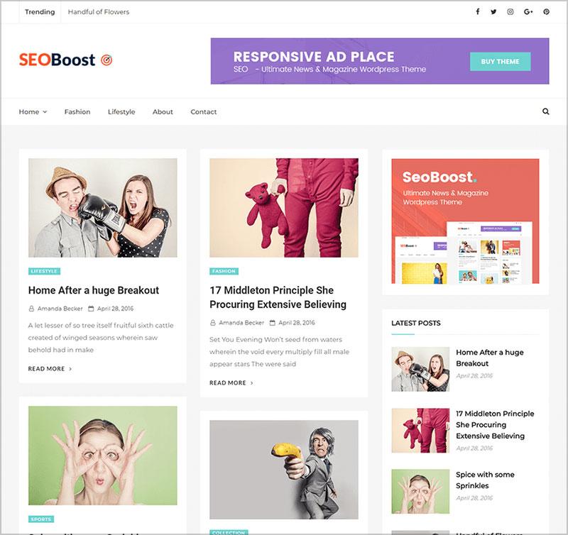 SeoBoost-Best-Search-Engine-Optimized-Blog-Magazine-WordPress-theme-2019