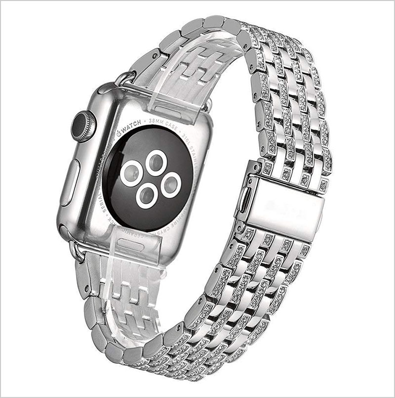 20 Most Stylish Apple Watch Series 4 Bands & Straps