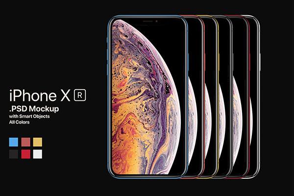 iPhone-XR-Mockup-Free-PSD