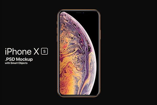 iPhone-XS-Mockup-Free-PSD