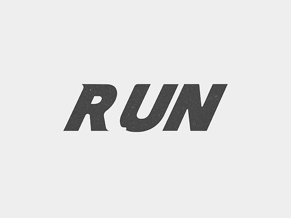 run-creative-logo-design-exploration