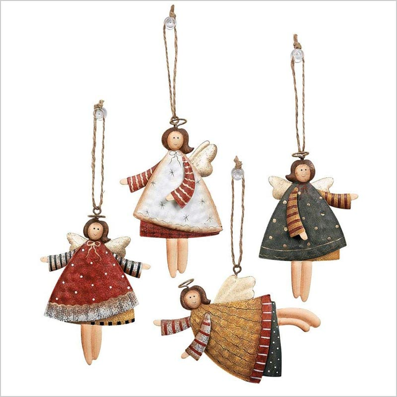 12-Dancing-Tin-Angels-Christmas-Tree-Ornaments