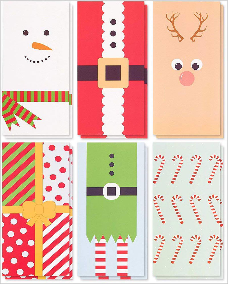 36-Pack-Merry-Christmas-Greeting-Cards