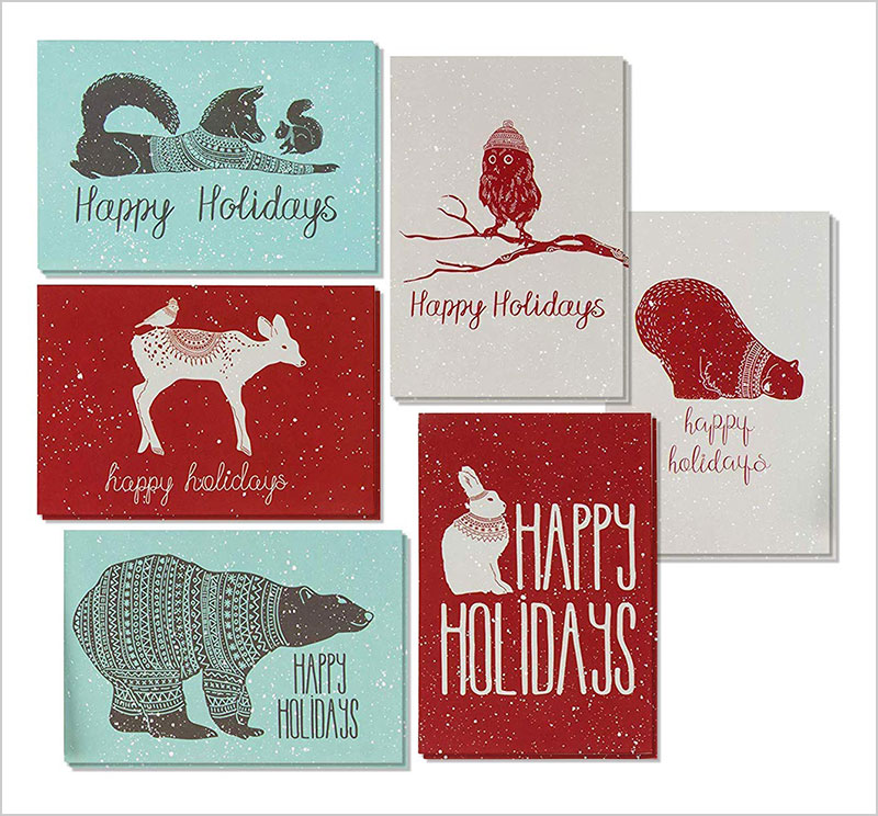 48-Pack-Christmas-Greeting-Cards