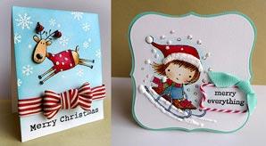 50-Beautiful-DIY-Homemade-Christmas-Card-Ideas-For-2018